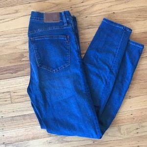 Madewell Roadtripper jeans size 29